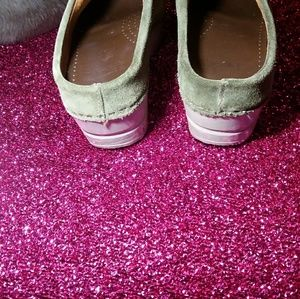 Shoes - CLEARANCE! $44 Dansko Suede Clogs Size 7 EU 37